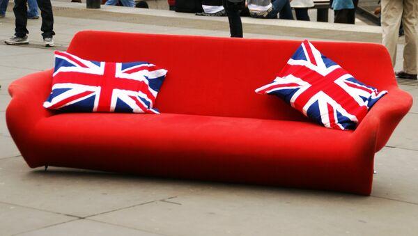 A couch - Sputnik International