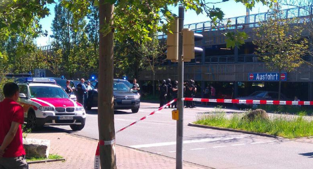 Gunman Opens Fire at Movie Theater in Germany, Several Wounded