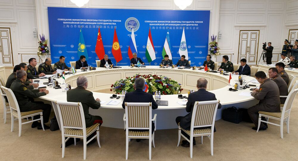 Meeting of SCO Defence Ministers