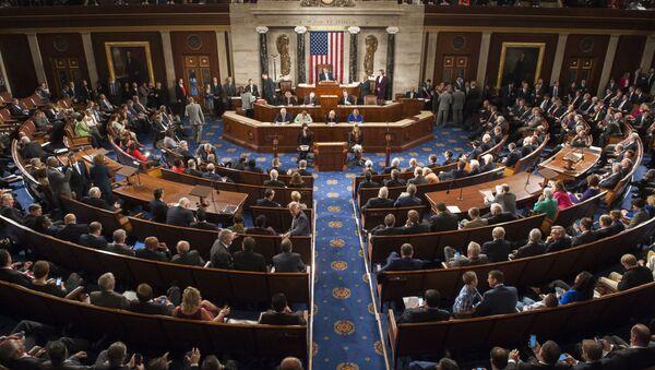 US House of Representatives. (File) - Sputnik International