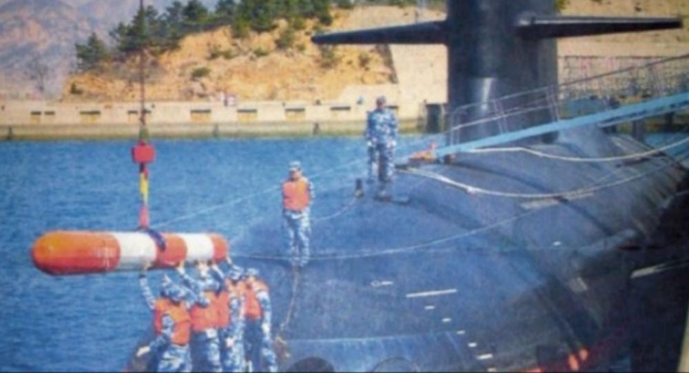 China's Type 093 submarine