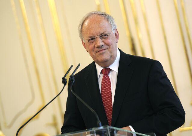 Swiss President Johann Schneider-Ammann