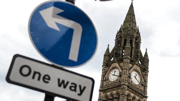 Cities of the world. Manchester - Sputnik International