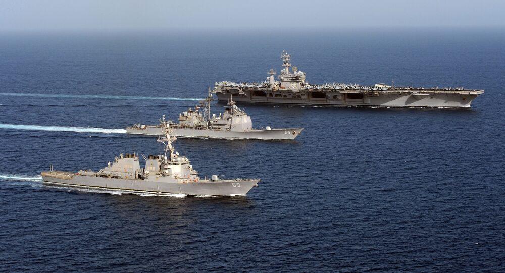 USS Dwight D. Eisenhower (CVN 69)