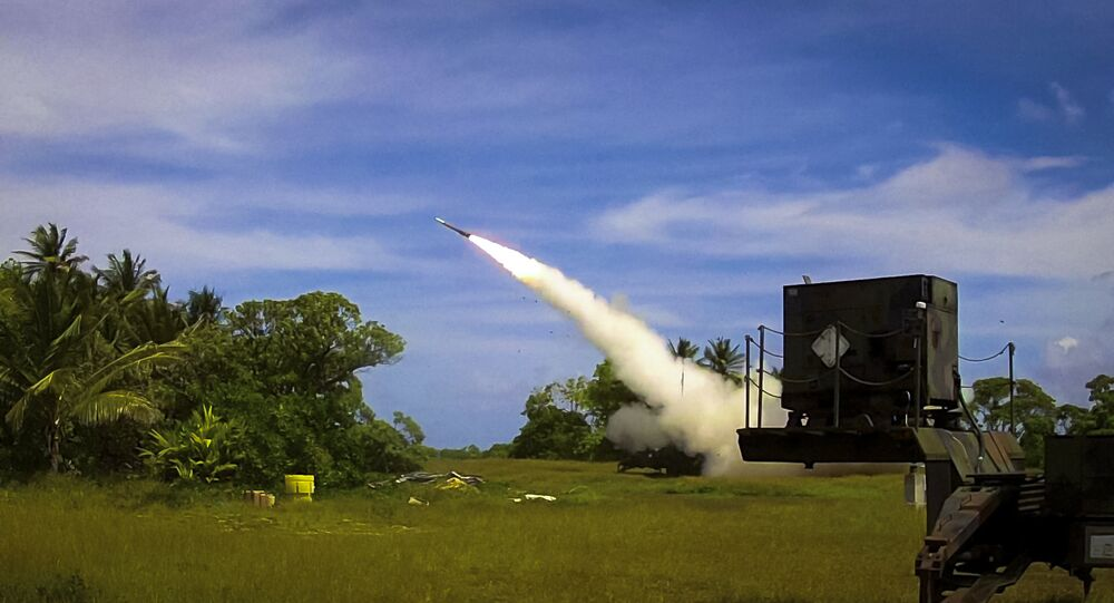 PATRIOT Advanced Capability 3 (PAC-3) Anti-Missile System