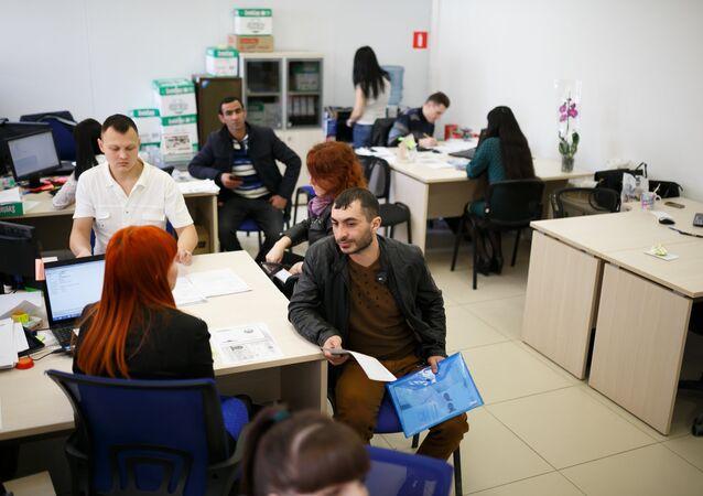 Migrant Assistance Center in Volgograd