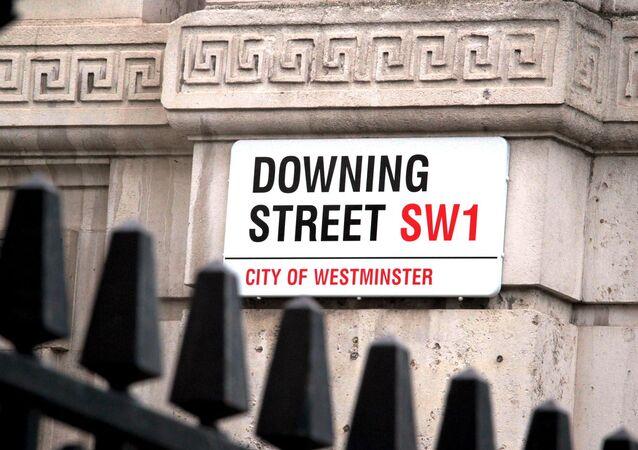 No 10 Downing Street, London