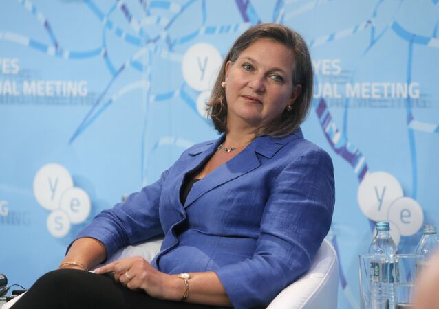 Assistant U.S. Secretary of State for European and Eurasian Affairs Victoria Nuland