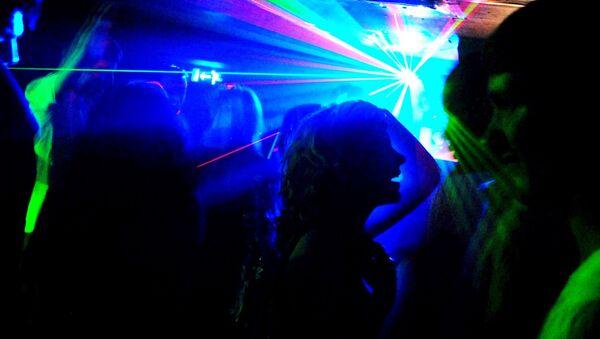 Nightclub - Sputnik International