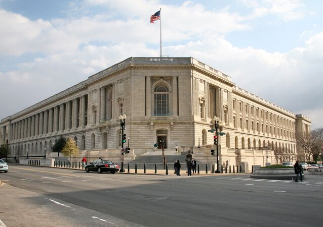 Cannon House Office Building (Congressional Offices)