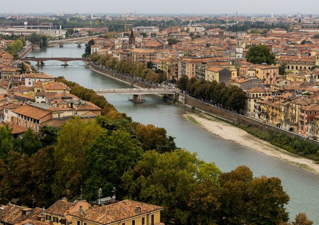 Cities of the world. Verona