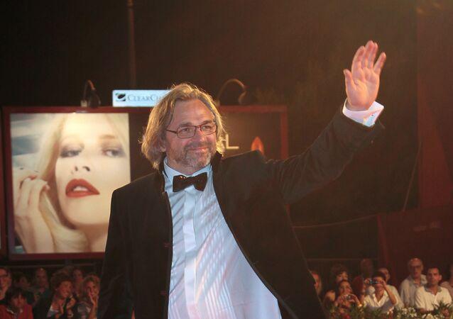 Russian director Viktor Kosakovsky