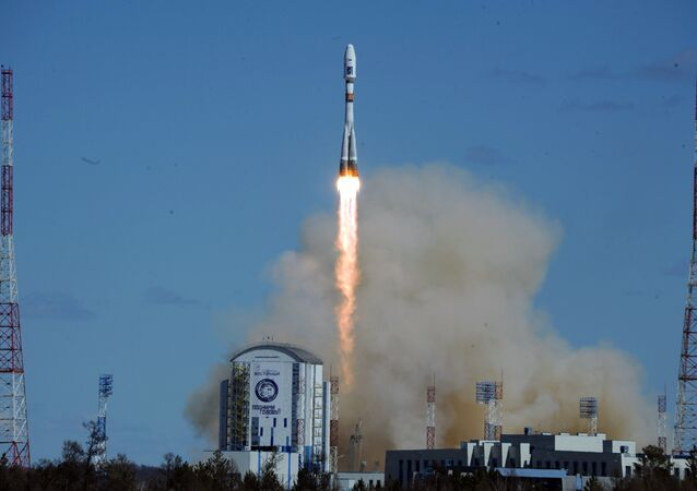 First launch at Vostochny Space Center. (File)