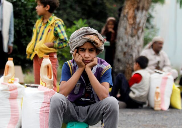 Yemen people are suffering and the world is turning its back