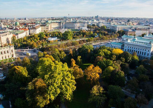 Vienna view