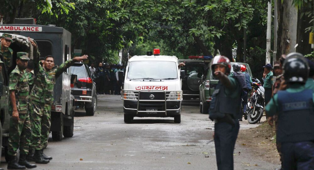 Four Killed After Police in Bangladesh Open Fire at Demonstrators Against Indian PM Modi's Visit