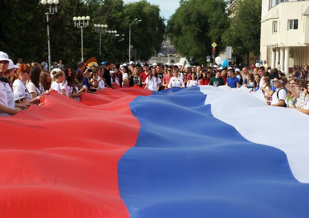 Russia Day celebrations