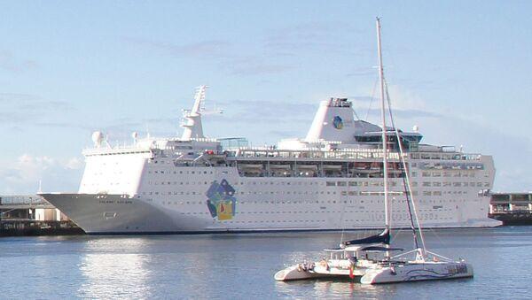 MV Ocean Gala - Sputnik International