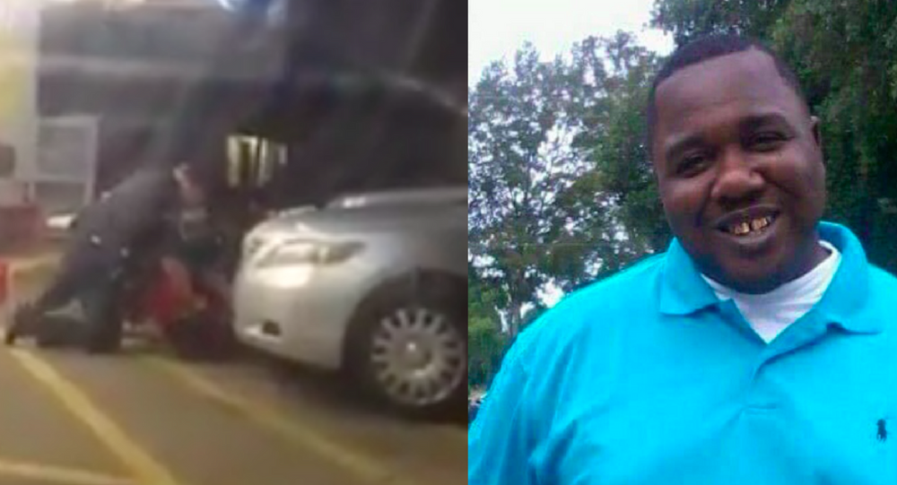 WATCH: Camera Captures Alton Sterling Shooting After Cops' Body Cameras Fell Off