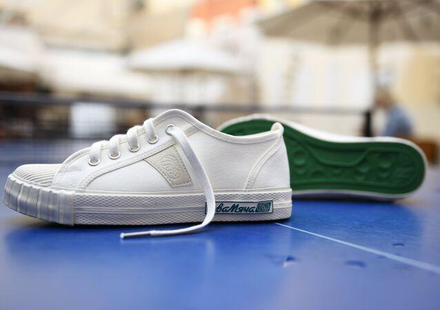 Legendary Two Balls Soviet Sneakers