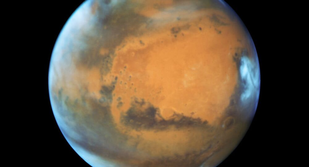 Researchers believe they have discovered water on Mars