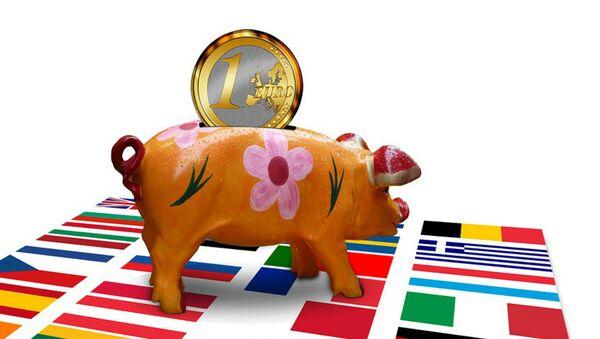 Piggy bank - Sputnik International