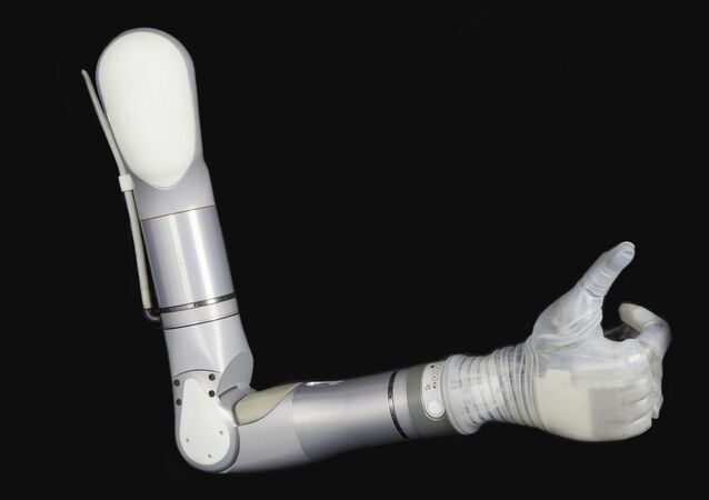 Nicknamed The Luke, after Luke Skywalkers robotic arm, the most sophisticated prosthetic arm has been developed.