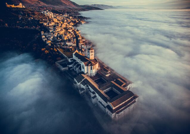 Int'l Drone Photo Contest: Best Pictures Snapped By UAVs Around the World