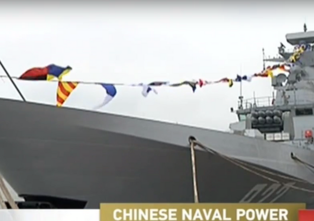 The Yinchuan enters service.