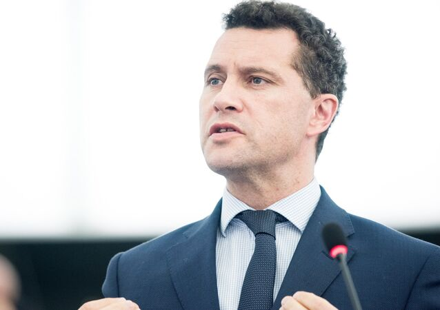 Steven Woolfe MEP