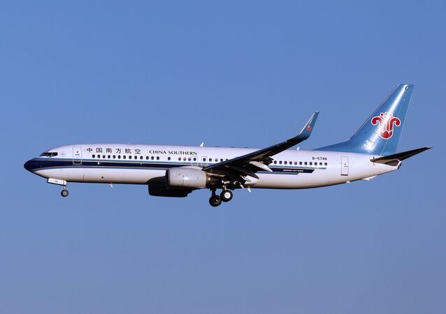 China Southern Airlines | Boeing 737-81B(WL) | PEK