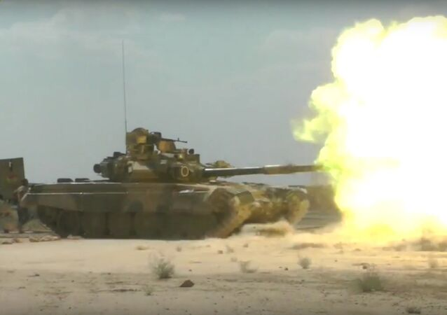 T90: Russian Tank That Fights Daesh