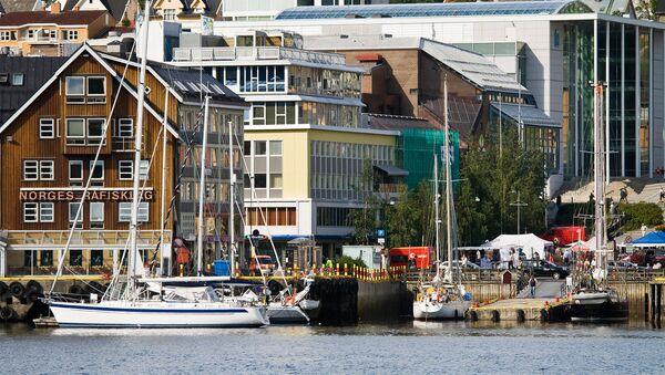 Torghuken - Downtown Tromsø - Sputnik International