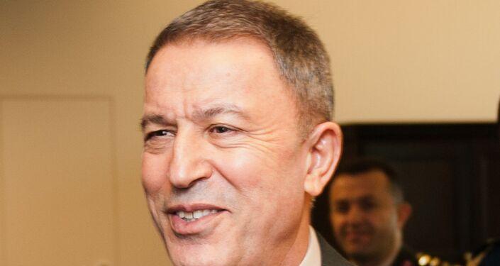 Turkish Chief of the General Staff Hulusi Akar