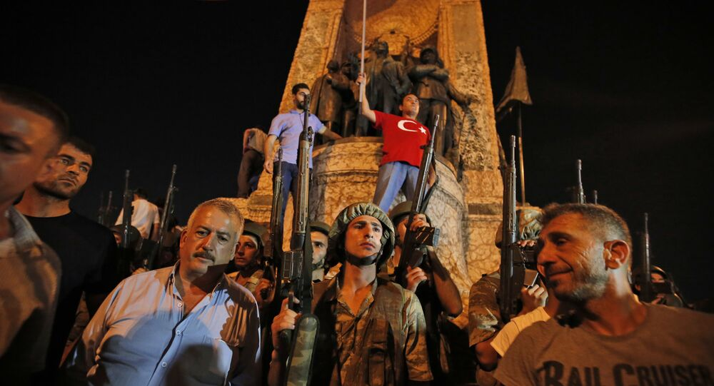 Turkey Coup With T Shirt