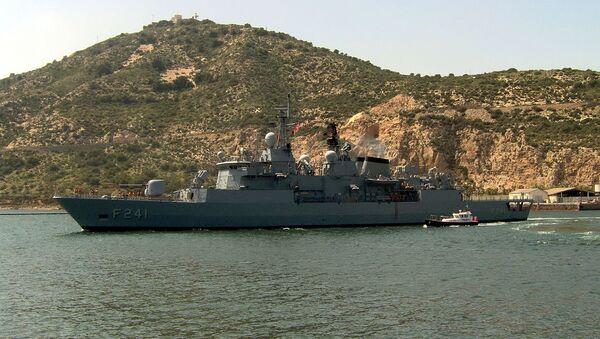 Yavuz class frigate - Sputnik International