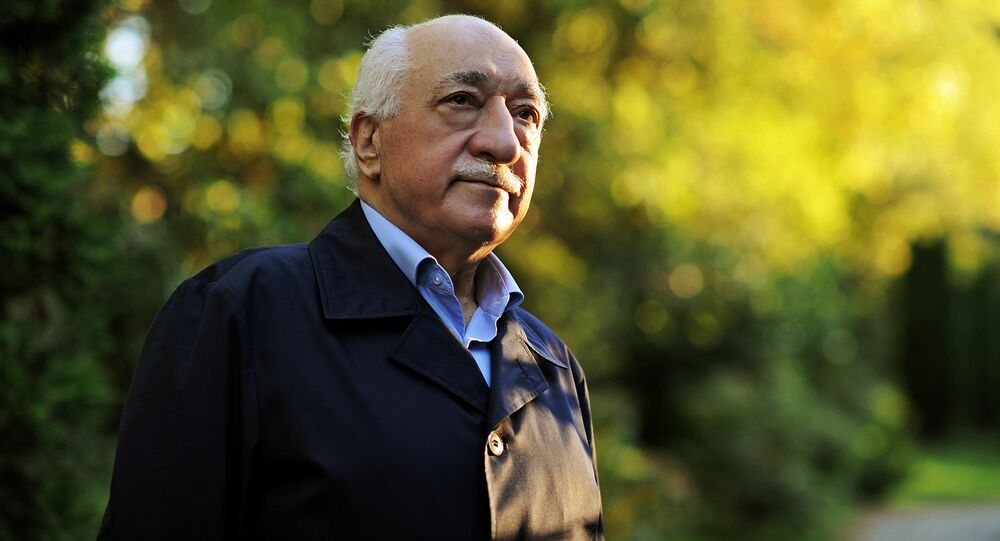 In this Sept. 24, 2013 file photo, Turkish Islamic preacher Fethullah Gulen is pictured at his residence in Saylorsburg, Pa.