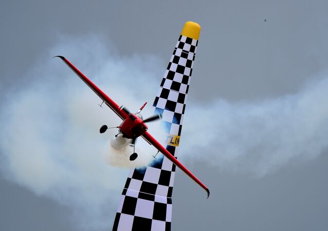 Planes Fly Low and Extremely Fast at Budapest Air Race