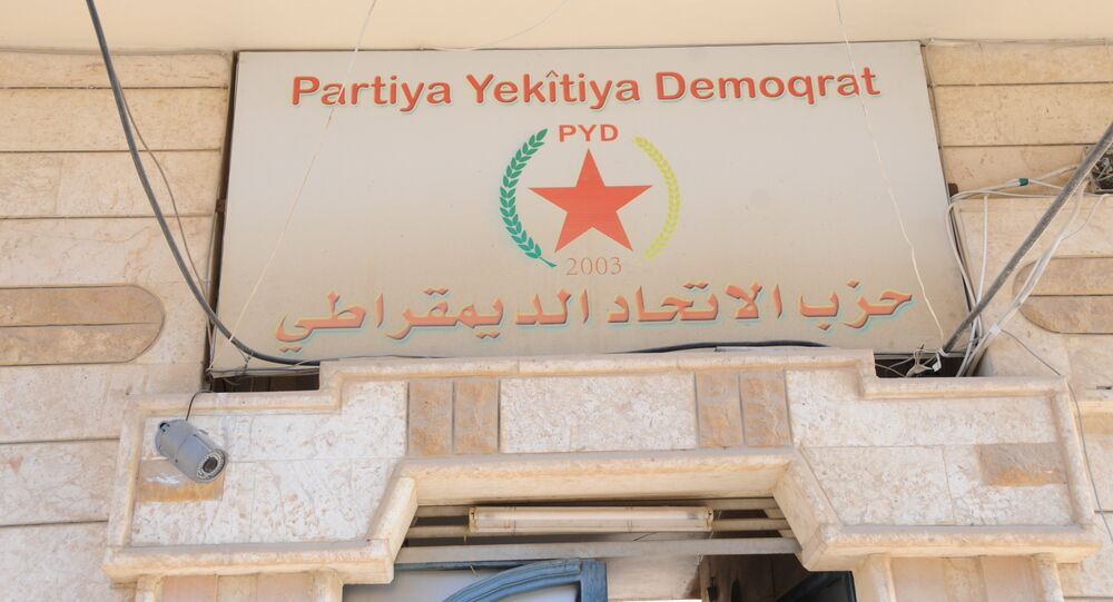 Syrian Kurdish Democratic Union Party (PYD)