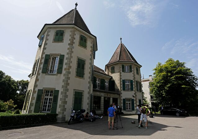 General view shows the building of the Court of Arbitration for Sports (CAS) in Lausanne, Switzerland, July 21, 2016
