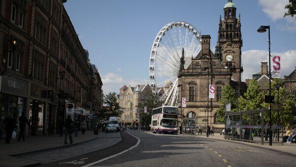 Sheffield - Sputnik International