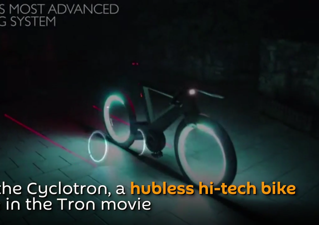 Cyclotron: The Bike Of Your Dream!