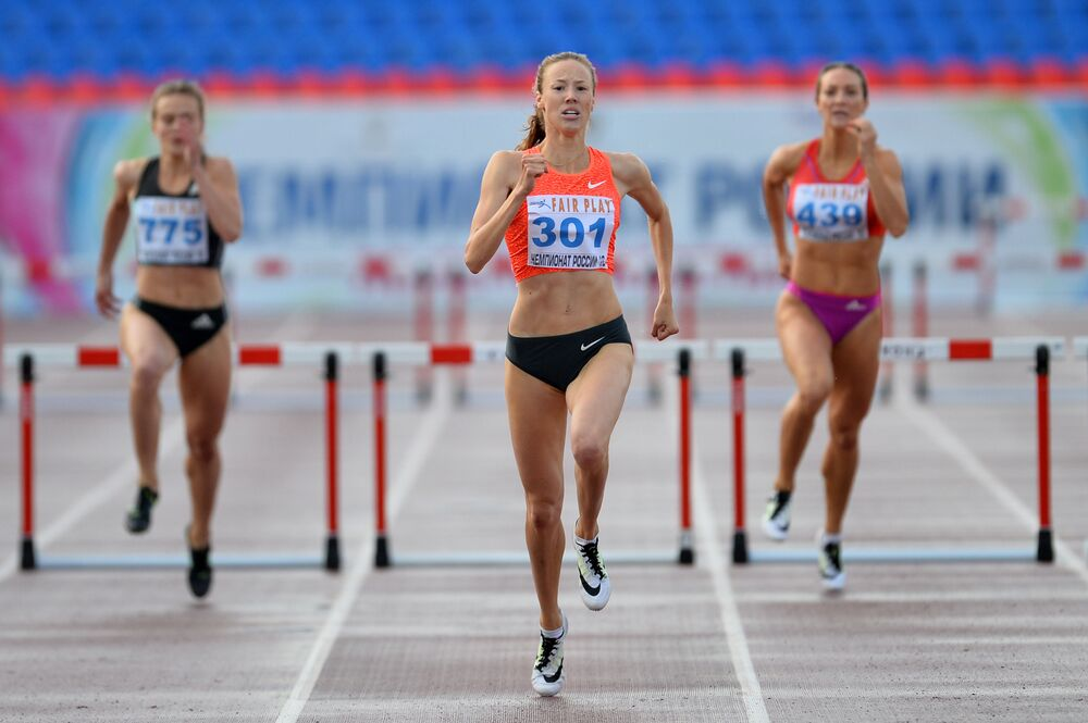 Russian Track and Field Team's Most Beautiful Girls