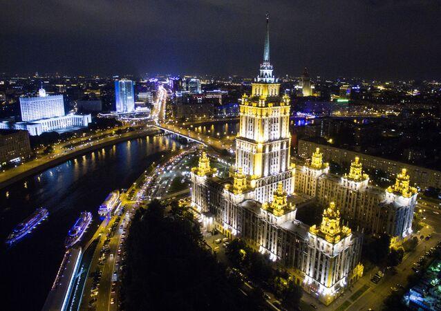 Radisson Royal Moscow hotel