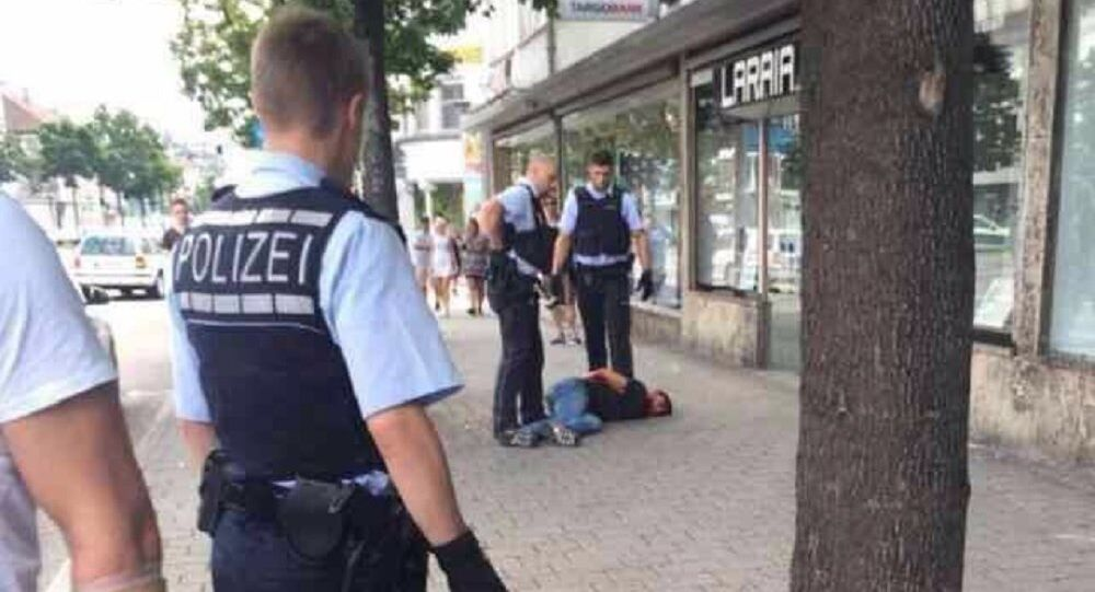 One Killed, Two Injured in Machete Attack in German Town of Reutlingen