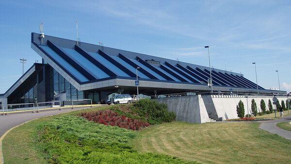 Tallinn Airport - Sputnik International