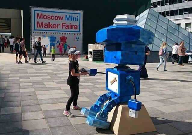 Moscow Mini Maker Faire