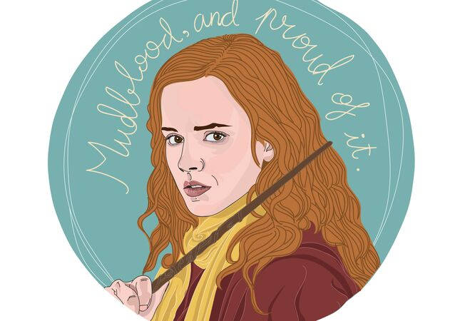 Mudblood, and proud of it. — Hermoine, played by Emma Watson in Harry Potter and the Deathly Hallows (2011)