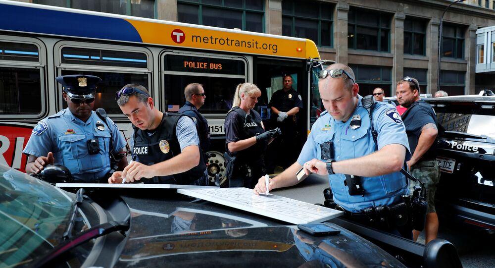 Minneapolis police. (File)