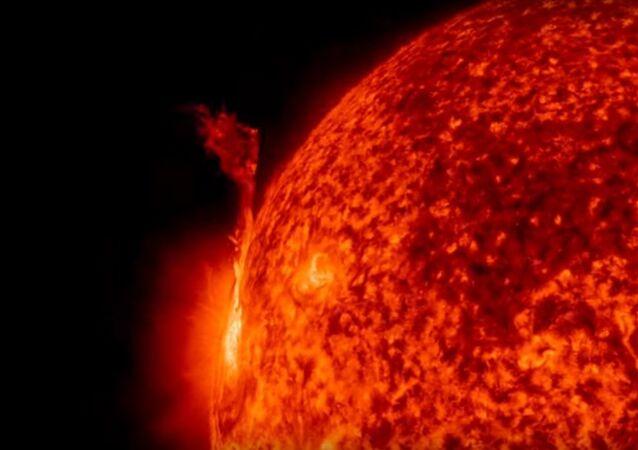NASA Captures Sun's Strongest Flares in 2016